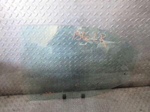 01 02 KIA OPTIMA LEFT DRIVER REAR DOOR WINDOW GLASS