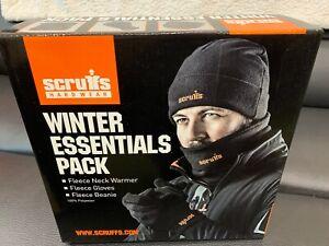 Scruffs Winter Essentials Pack - SAME DAY DISPATCH - FREE POSTAGE