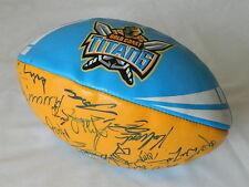 Rugby League Autographs