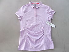 LIJA Ladies Golf Polo shirt Lilac / Calyps Medium
