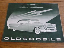 Oldsmobile 1954 folleto de ventas