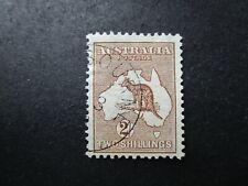 ESTATE: Kangaroo Stamps Used- Free Postage (M462)