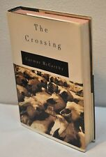 Cormac McCarthy~ The Crossing ~Border Trilogy~1st Edition/1st Printing~Hardcover