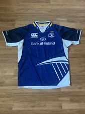 Canterbury CCC Leinster Rugby Jersey Shirt Size 2XL