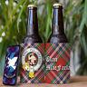 MacFarlane Clan Drink Cooler - Scottish Stubby Holder - Beer Bottle Can
