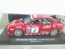 ALFA ROMEO 156 GTA 1° FIA ETCC 2002-GIOVANARDI-FLY CAR COLLECTION-SLOT-1/32--E22