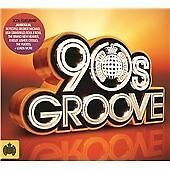 Ministry Of Sound - 90s Groove (3 X CD)