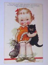 """""""Katzen, Kinder, Schuhe, Blumen"""" 1952 ♥ (54645)"""