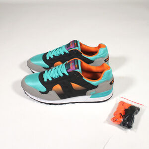 "Worn 2x Saucony x West NYC Shadow 5000 - ""Tequila Sunrise"" - 70128 2 - SZ US 11"