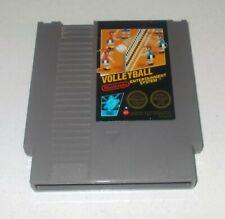 Nintendo NES 8 bit VOLLEYBALL - PAL Mattel Pallavolo