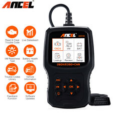 Ancel AD530 Auto OBD2 Engine Light EOBD Code Reader Car Diagnostic Scanner Tool