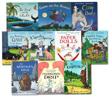 The Julia Donaldson Picture Book Collection 10 Stories in Set inc The Gruffalo