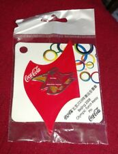Beijing 2008 Coca Cola (可口可乐) Olympic Torch Relay Pin (Chinese Version) #2 of 2