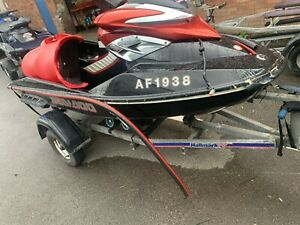 seadoo rxp breaking for spares