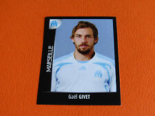 N°218 GIVET OLYMPIQUE MARSEILLE OM PANINI FOOT 2008 FOOTBALL 2007-2008