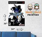 Soul Calibur 2 PlayStation 2 Cover Box Art Wall Poster 11x17-24x36