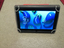 Tablet MID Android 7 Inch with Earbuds and two different cases