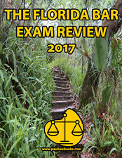 2017 Florida Bar Exam Review - Use With Barbri/PMBR/Themis - Free U.S. Shipping