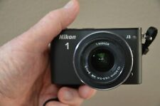 Nikon 1 J3 14.2MP digital  camera with 10-30mm f/3.5-5.6 mm Nikkor  lens