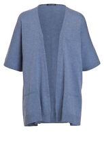 Feine Damen-Pullover & -Strickware im Ponchos-Stil aus Wollmischung