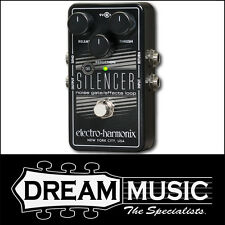 Electro Harmonix EHX Silencer Noise Gate/Effects Loop Guitar FX Pedal RRP$169