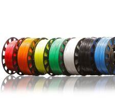 3D printer 1.75 TPU Flexible Filament. 10m Sample Black