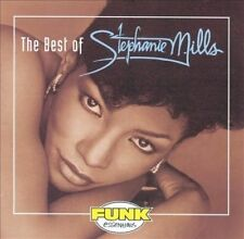 The Best of Stephanie Mills New & Sealed Cd