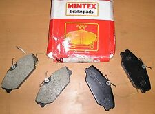 Renault Alpine, 25, Espace, Laguna, Safrane Delantero Pastillas De Freno por Mintex-MDB1316