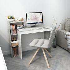 Computertisch Eckschreibtisch Schreibtisch Arbeitstisch PC Tisch Büro mit Regal