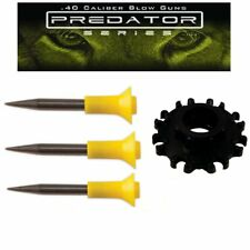 Predator 25 pack of .40 caliber Hunting Spikes with Holder