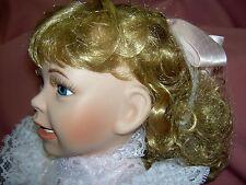 """22"""" Mib Ltd Ed. """"Diane"""" wonderful little girl doll-by William Tung w/Coa, tags"""