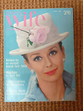 Housewife Magazine June 1963 perfect gift for Birthday or Anniversary