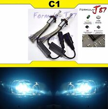 LED Kit C1 60W 9005 HB3 8000K Icy Blue Two Bulbs Head Light Hi Beam Replacement