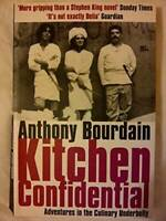 Kitchen Confidential - Paperback By Bourdain, Anthony - VERY GOOD