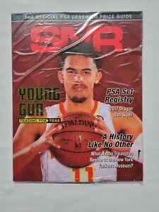 PSA Sports Market Report (SMR) Magazine Sealed (July 2021) Trae Young