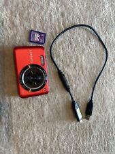 Red Samsung ES75 Camara