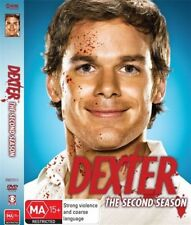 Dexter : Season 2 (DVD, 2008, 4-Disc Set)