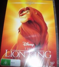 The Lion King 1 (Australia Region 4) Walt Disney DVD - New