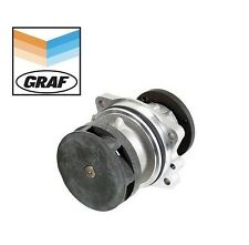 Graf Engine Cooling motor Coolant cool Water Pump w/ Metal Impeller For BMW