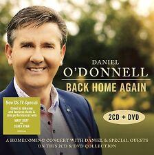 DANIEL O'DONNELL - BACK HOME AGAIN - NEW CD / DVD