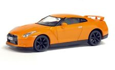 Solido 421436180 - 1/43 Nissan Gtr (2007) - Orange - Neu