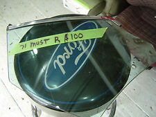 1971-1973 Ford Mustang Fastback Right Rear Quarter Window