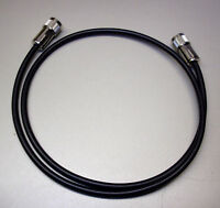 0,5 m H 2005 (50 Ω) konfektioniert / 2 x N-Stecker