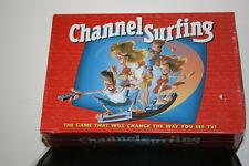 CHANNEL SURFING GAME (NEW IN BOX) (1994 MILTON BRADLEY)
