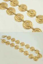 Goldarmband 750 massiv - Brillantarmband - Armband 20 gr. Gold mit 16 Brillanten
