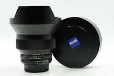 Zeiss 15mm f2.8 ZF.2 Distagon T* Lens Nikon F Mount 15/2.8                  #157
