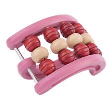 Arch Shaped Handheld Body Massager Roller Relax Stress Pain Relief Neck Foot Leg