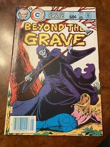 Charlton Beyond The Grave #9 comic book bronze age 1983