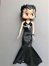 New ListingBetty Boop Doll Black Dress Precious Kids