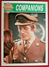 DR WHO - Card #298 - CAPTAIN MIKE YATES / RICHARD FRANKLIN, Cornerstone Series 3